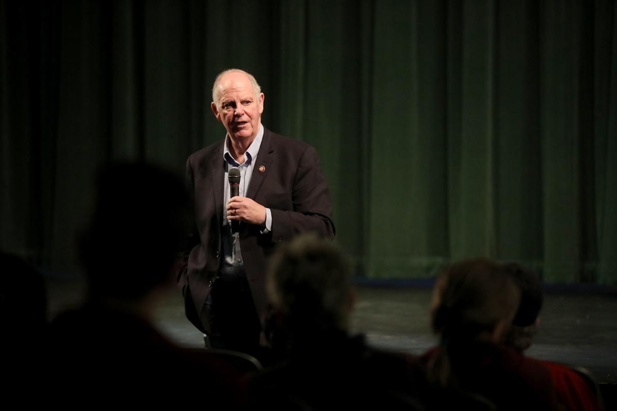 O'Halleran Talks About the Shutdown