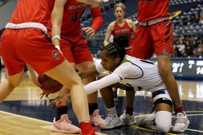 NAU Women's Basketball Starts Conference Slate
