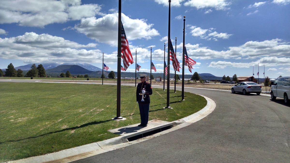 Local cemetery for veterans finally here   Local