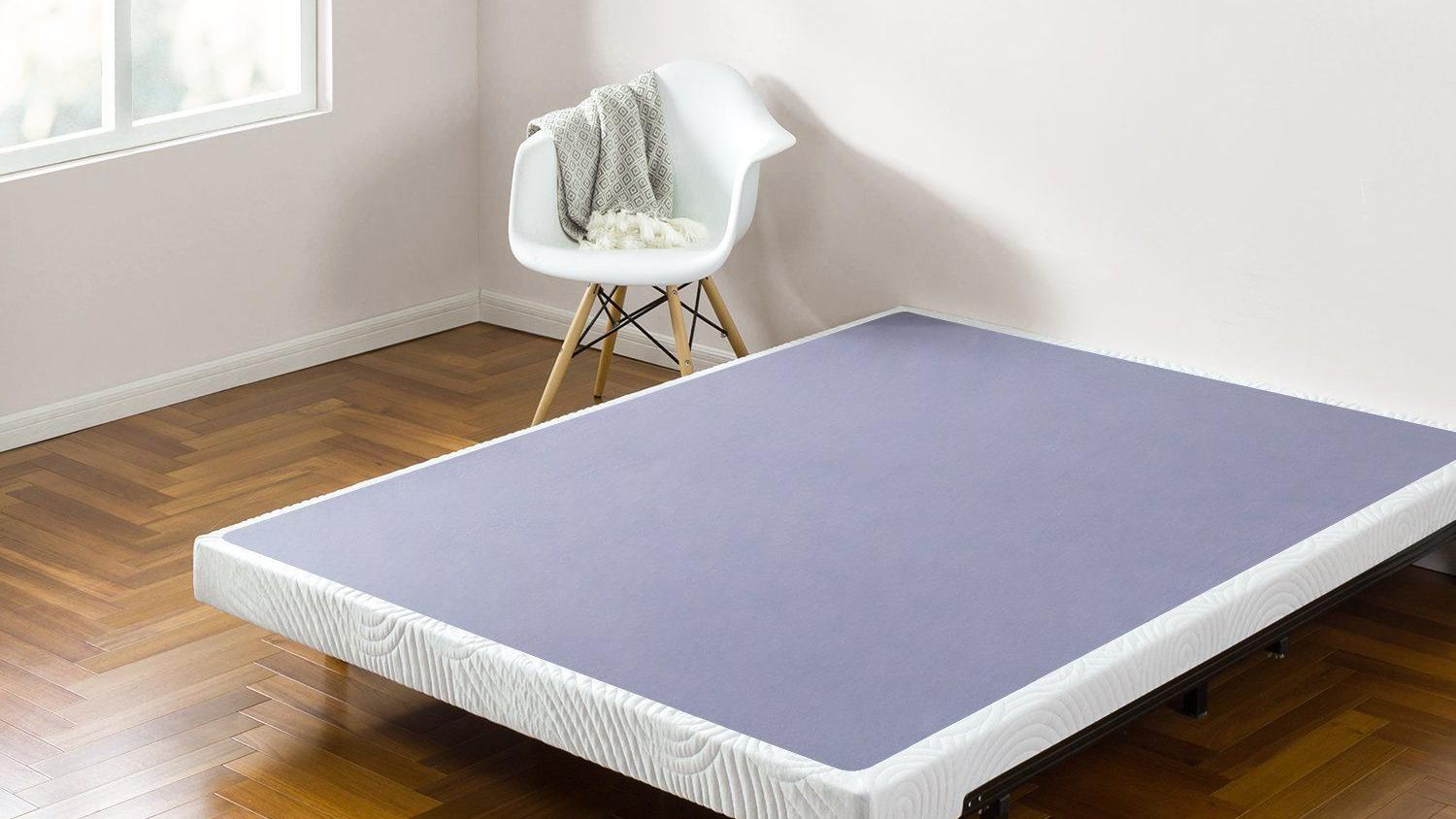 Amazon shoppers are raving about this low-profile bed