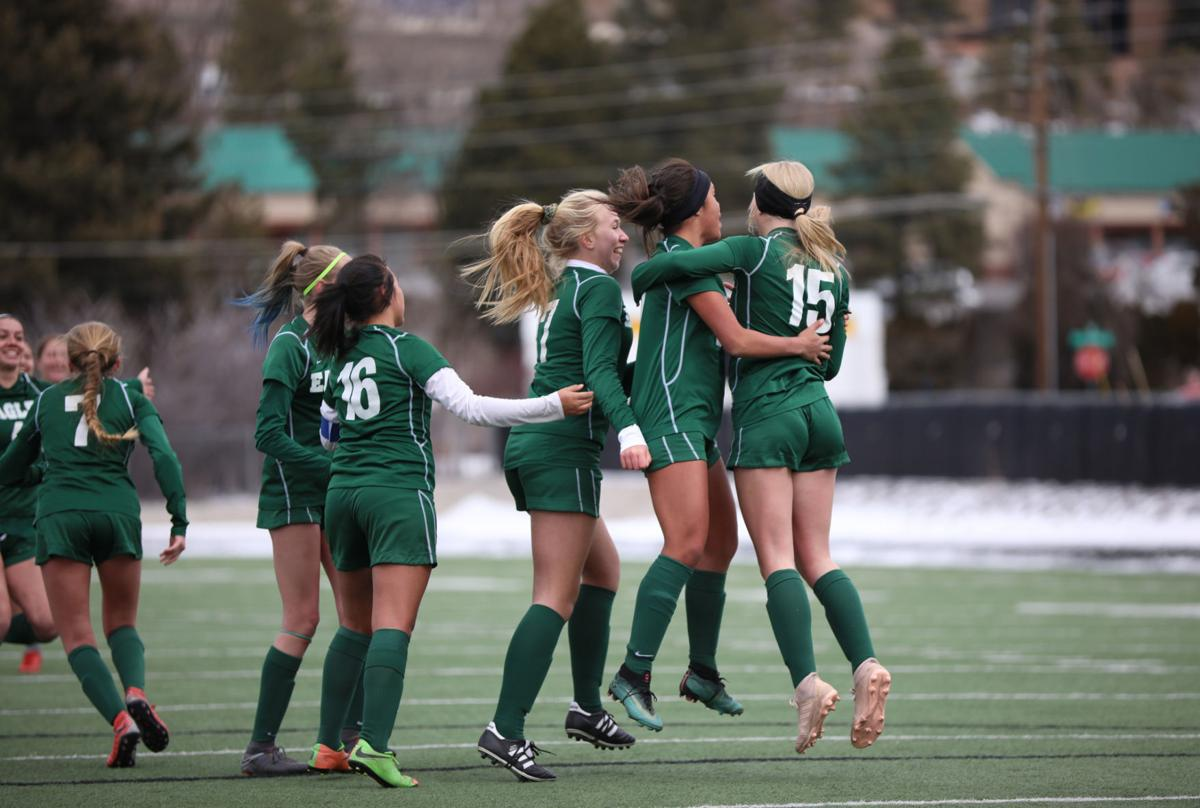 Flagstaff High Estrella Foothills Soccer