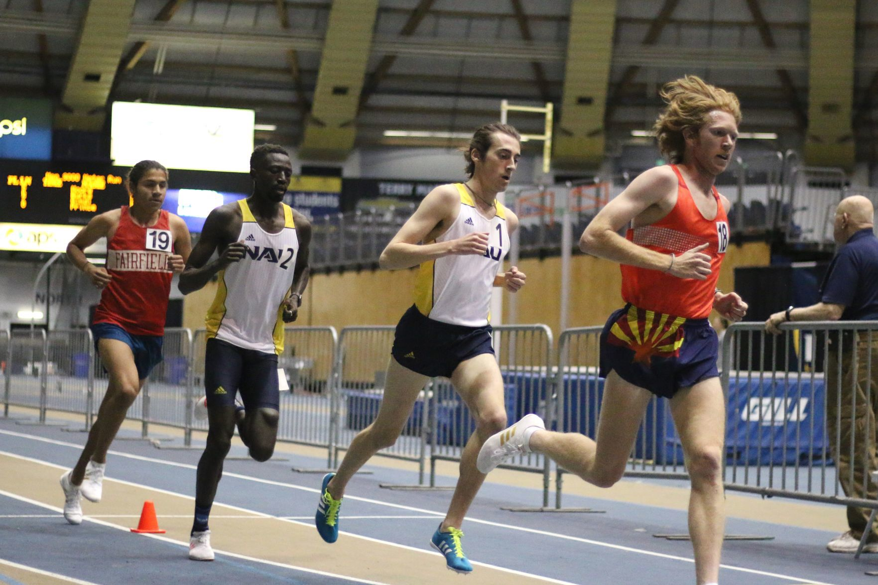 sample invitation letter to speak at an event%0A NAU Track and Field