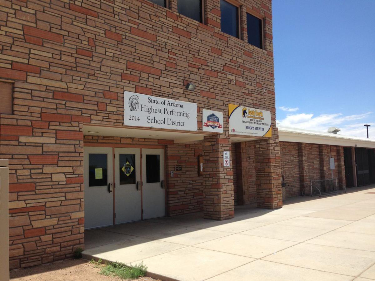 Ash Fork school