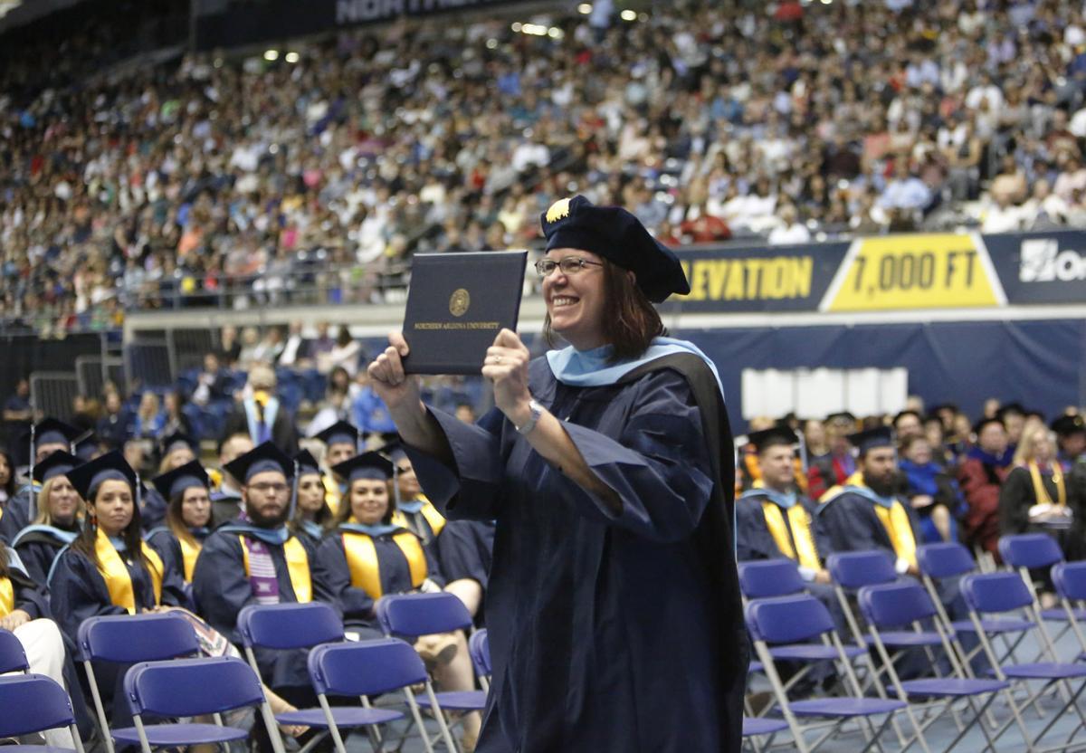 Nau Graduation 2020.Photos Northern Arizona University Spring 2018 Graduation