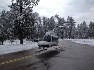DPS Helicopter