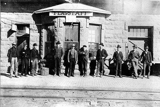 Flagstaff Railroad Depot. 1902.jpg