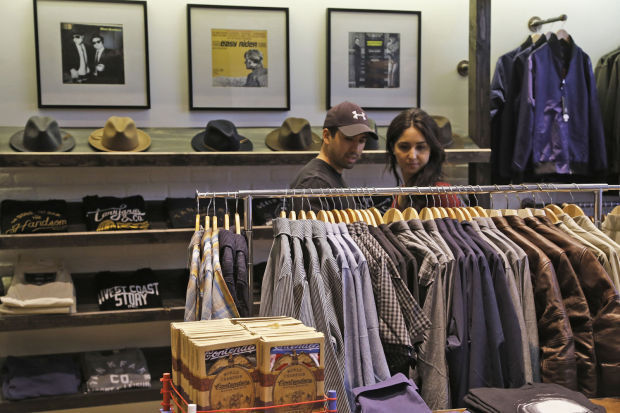 Millennial guys keen on style are reshaping the fashion trade