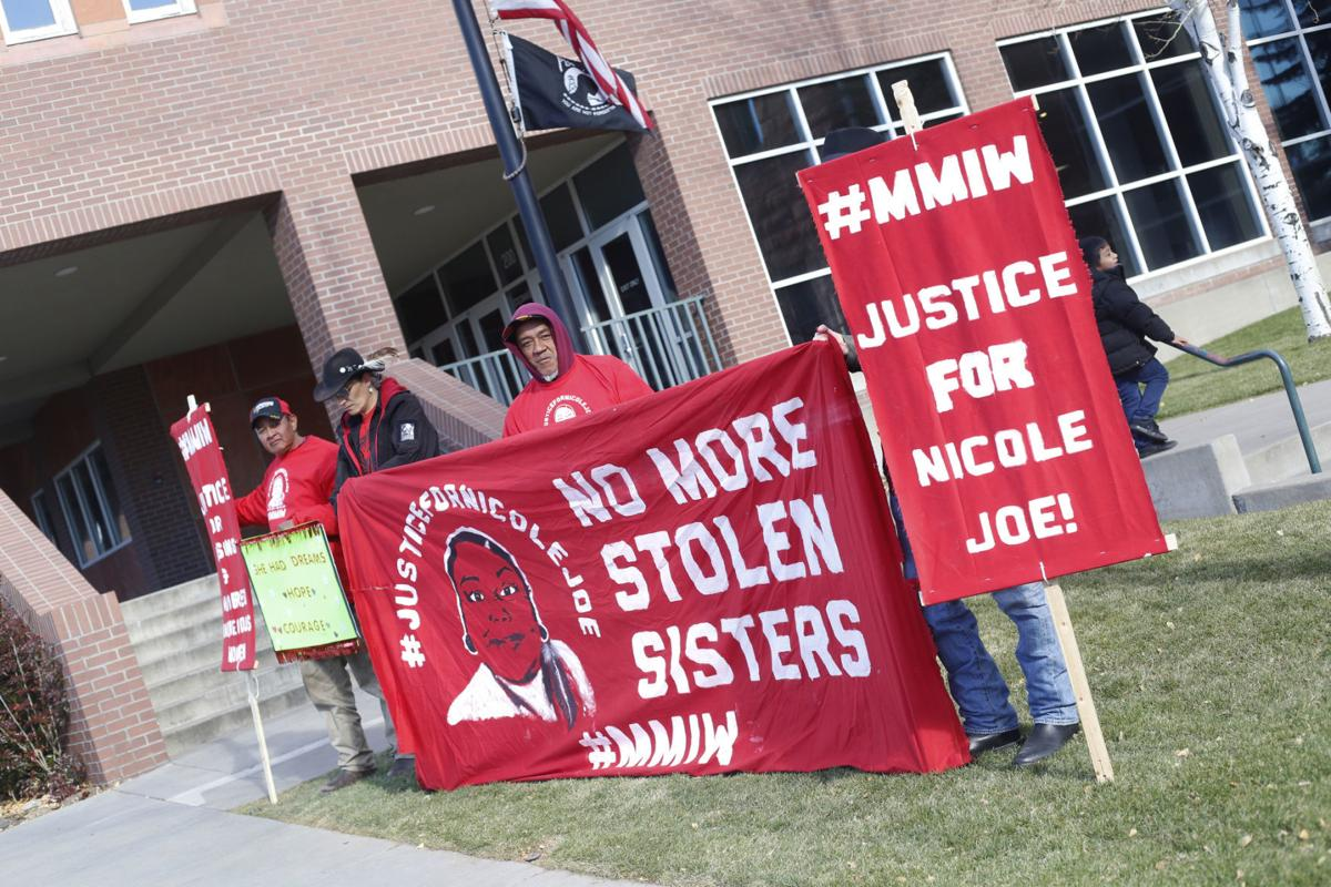 Justice For Nicole Joe