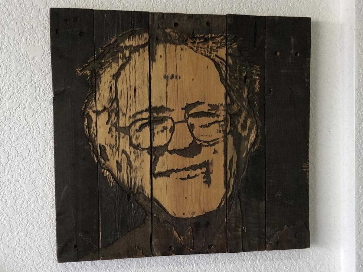 Eric Kruse's Bernie Piece