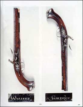 Washington's rare saddle pistols to go on display