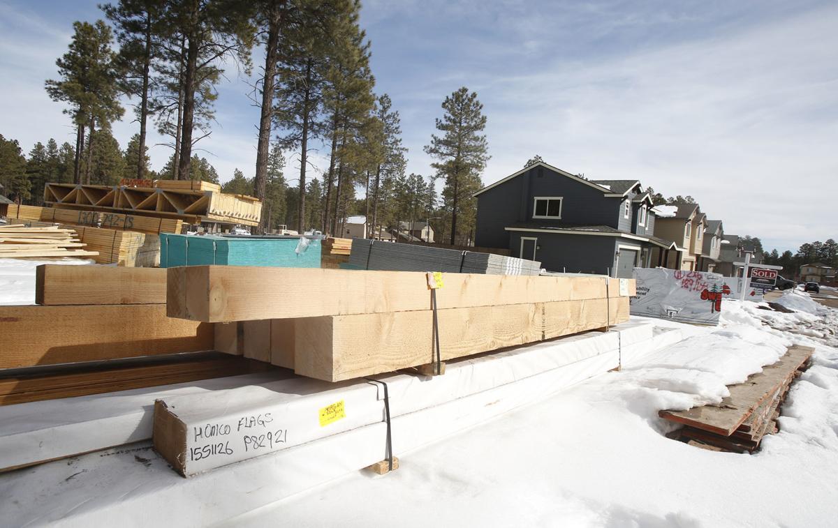 Flagstaff Housing Market Climbing Out Of Reach Again Local Azdailysun Com