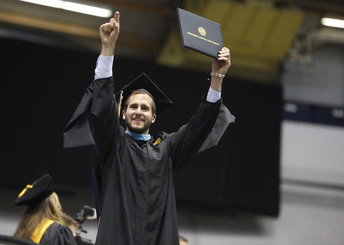 Northern Arizona University Graduation