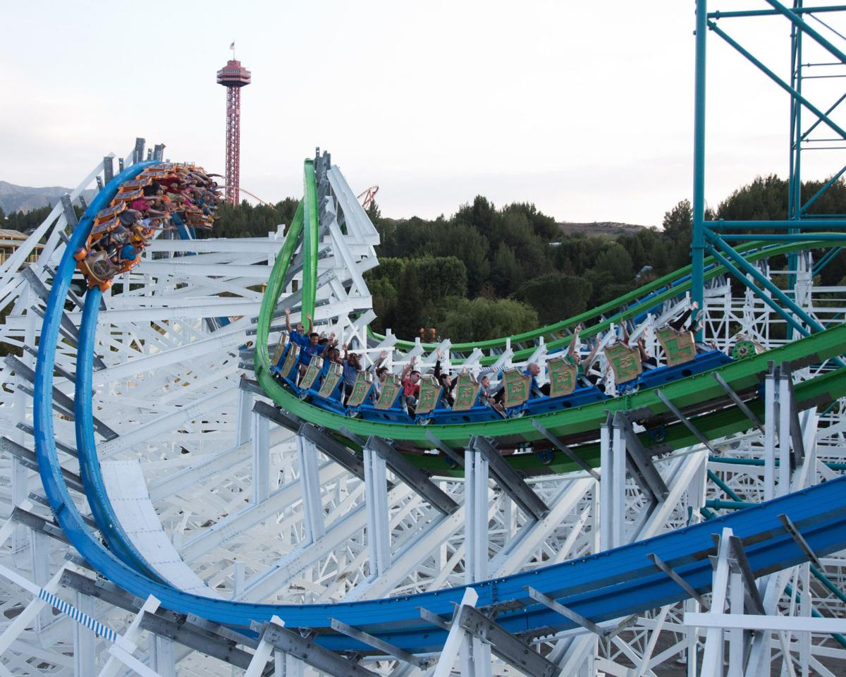 At Southern California theme parks, some new twists on old rides ...