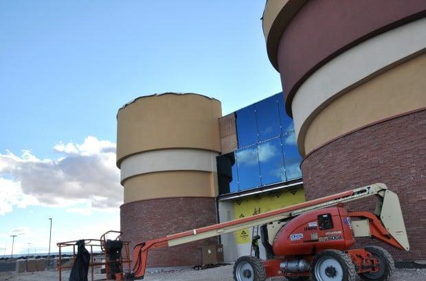 twin arrows casino construction jobs
