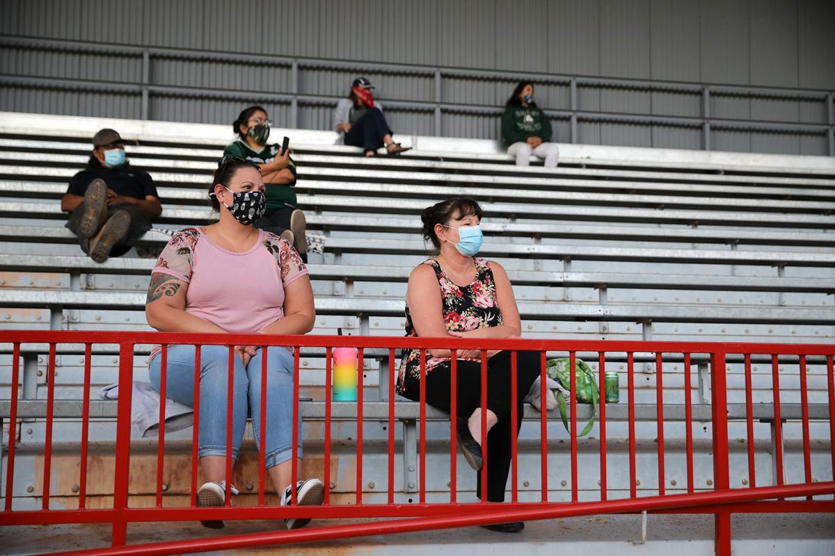 Socially Distant Spectators