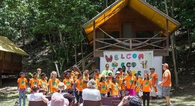 Belize Eco Camp