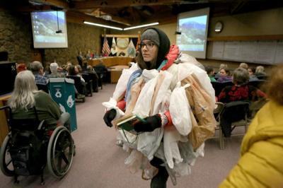 Jan 2015: Plastic bag ban