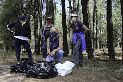 Trail Trash Ladies