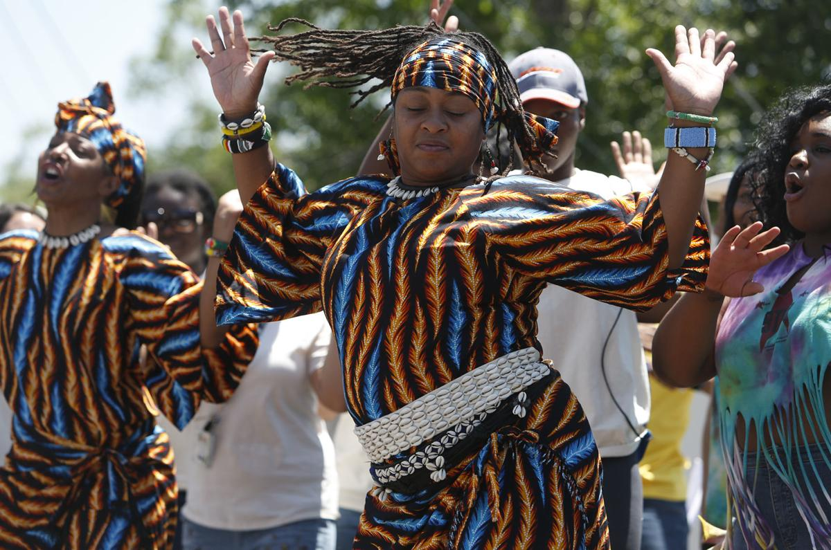 Flagstaff celebrates emancipation, unity | Local | azdailysun com