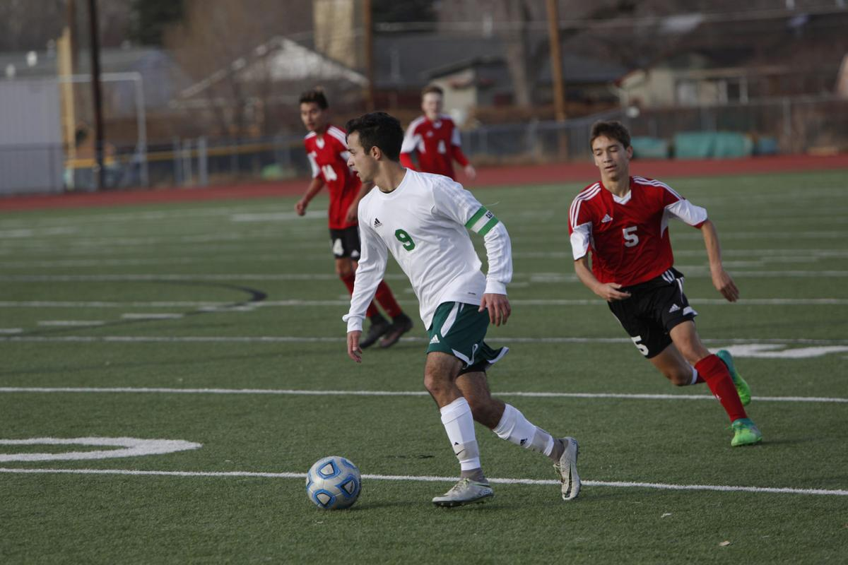 Flagstaff High Coconino High Soccer