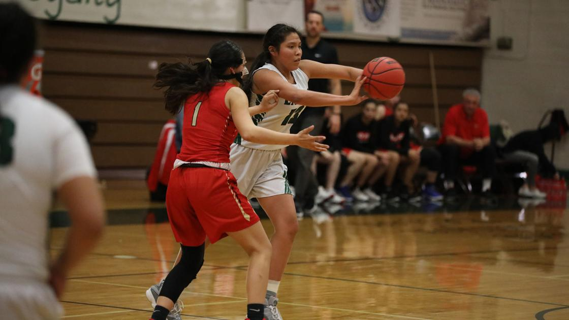 Flagstaff girls use team effort at home to top Rio Rico in state tourney quarters, 51-39