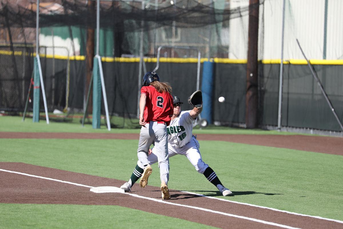 Flagstaff Versus Lee Williams Baseball