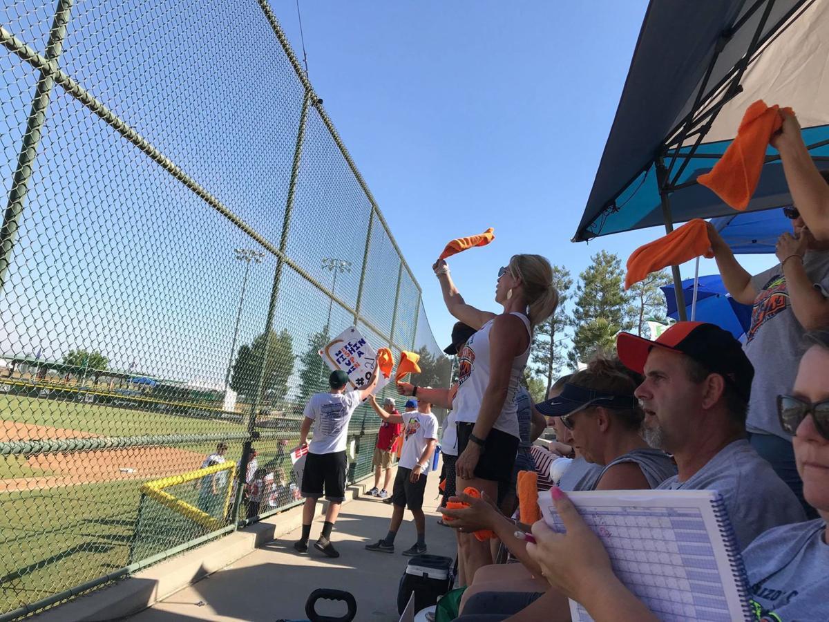 Flagstaff Softball West Regional fans