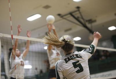 Flagstaff High Desert Edge Volleyball