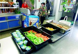 More say 'no' to junk food in school cafeterias   News   azdailysun com