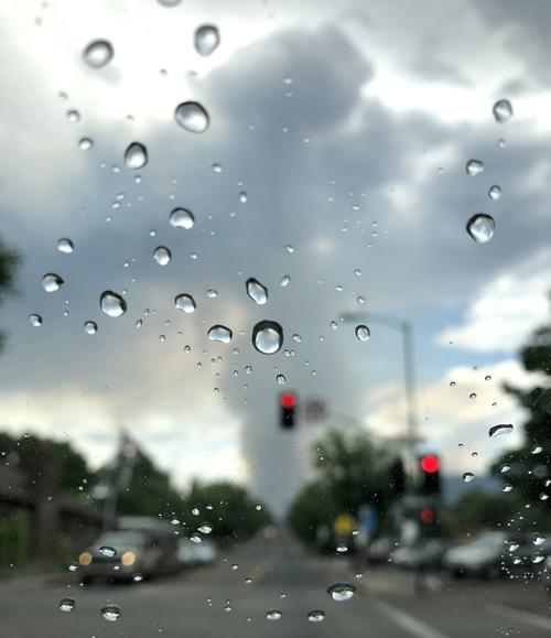 Rain, But Not Enough