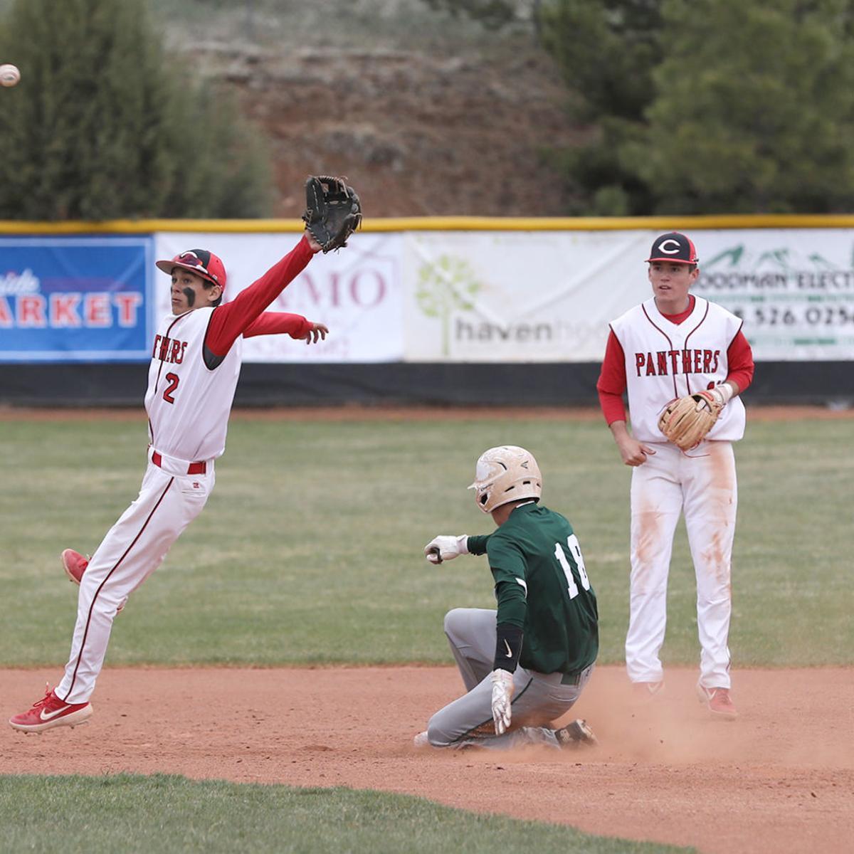 1a7e041840c2 Local teams face road baseball