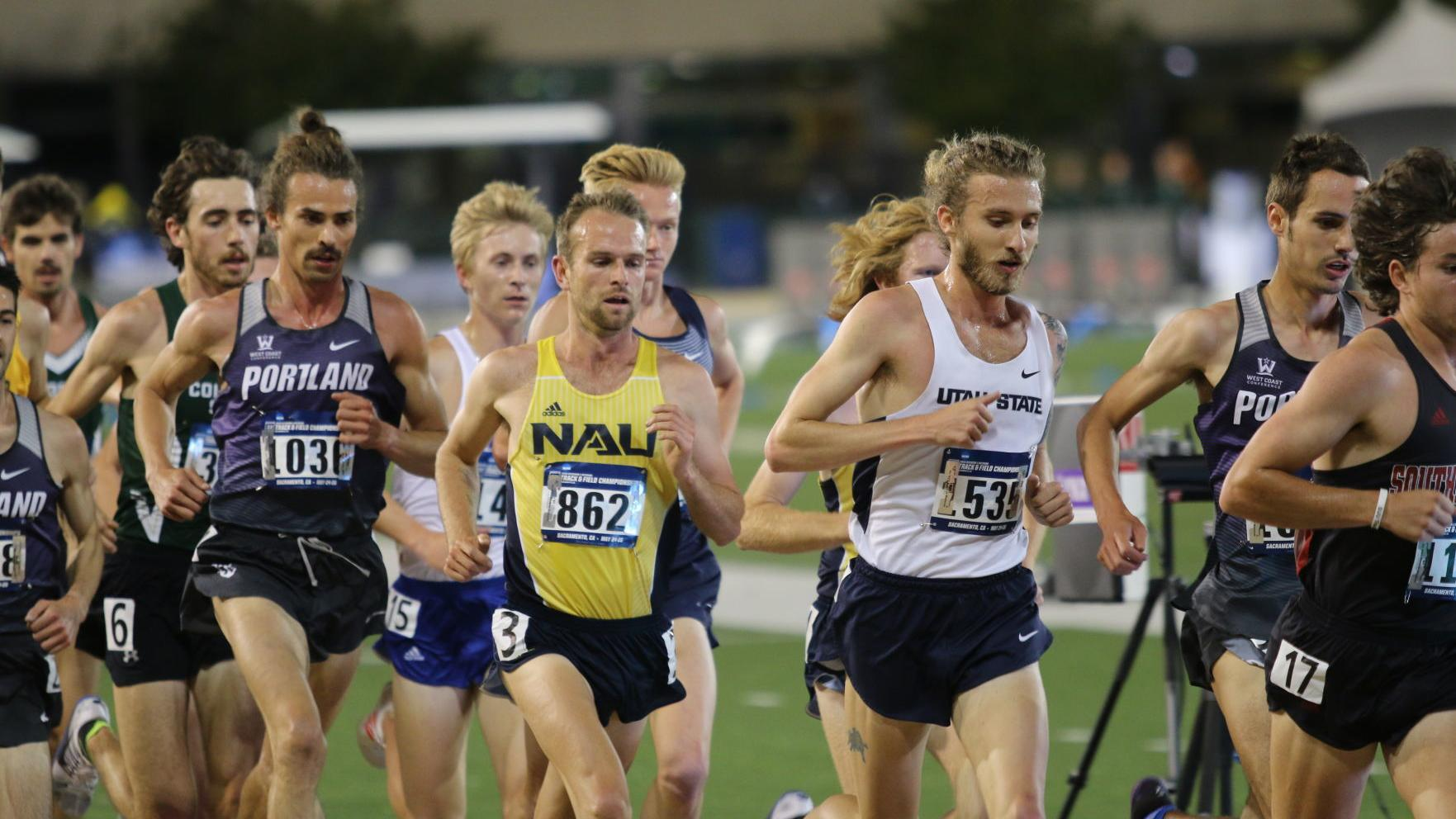 NAU sends 3 to NCAA finals, five others remain in contention