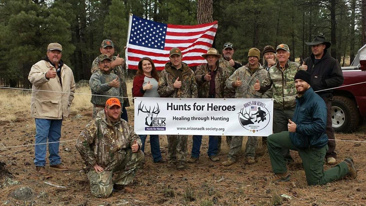 hunting for hope Welcome to shot for hope located in hudson wi, shot for hope is a 501 (c) (3) charity that was founded in 2012 by eric and missy steingraber they both have a passion for hunting and believe that a family that hunts together, stays together.