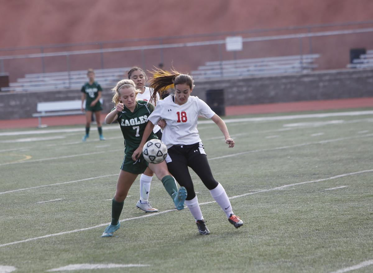 Coconino High Flagstaff High Soccer