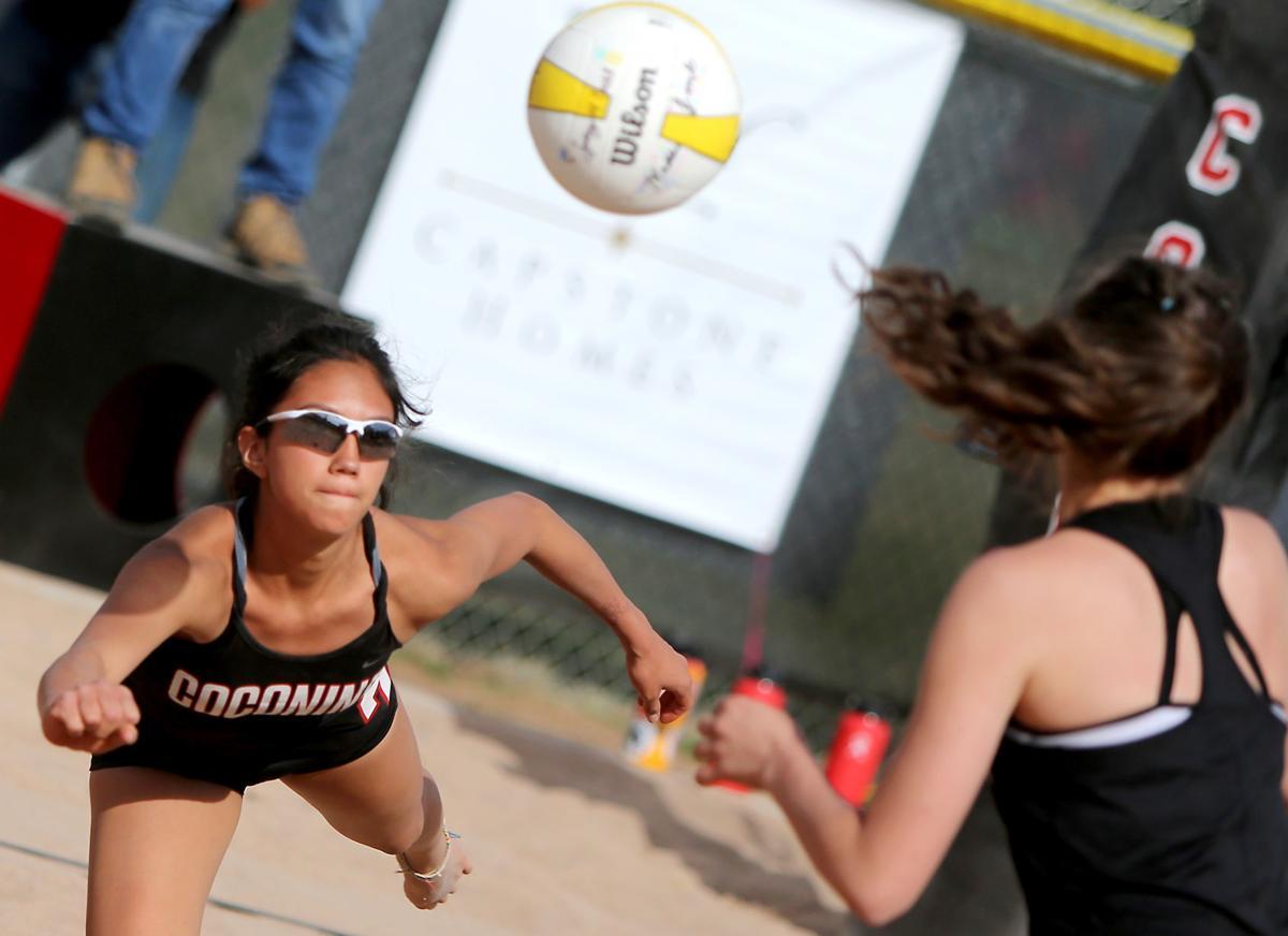 Coconino Flagstaff Sand Volleyball