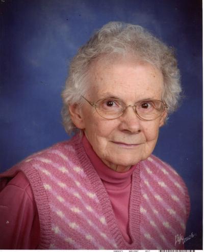 Betty Evelyn Hollmann
