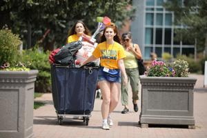 Gallery: NAU move-in day