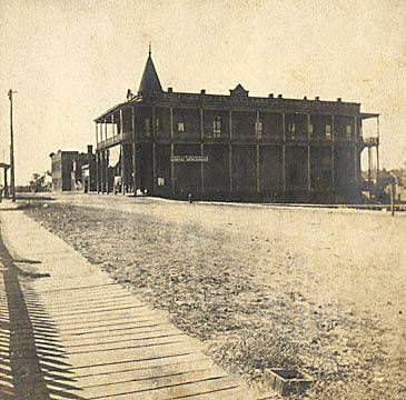 Hotel Weatherford