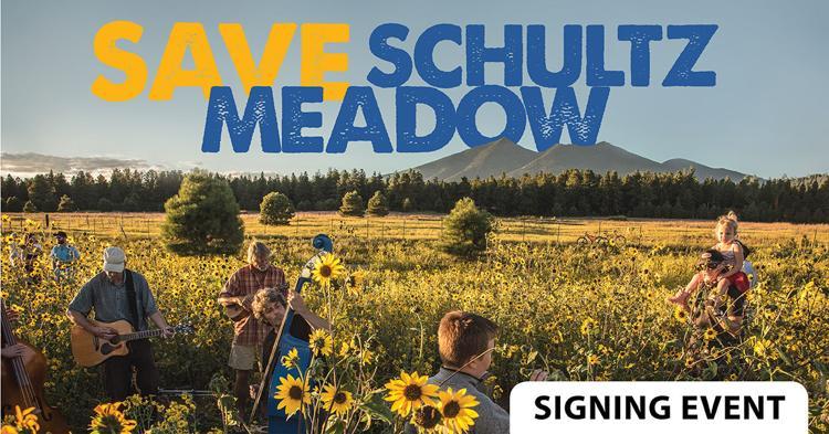 Citizen's enjoying Schultz Meadow