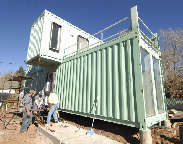 Shipping container house - Container homes arizona ...