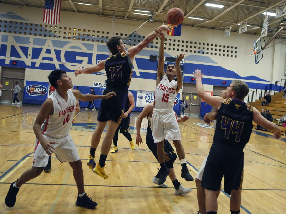 Coconino High Payson High Basketball