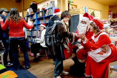 Love and Warmth From Santa