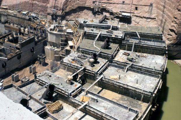 Glen Canyon Dam 2