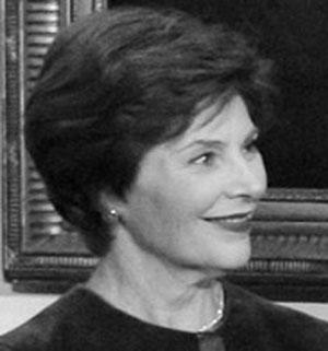 Laura Bush: Her bout with skin cancer 'no big deal'