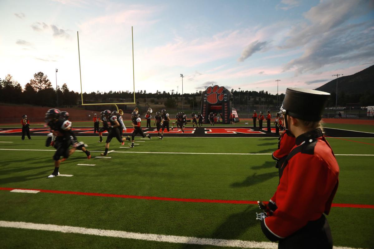 Taking The Field