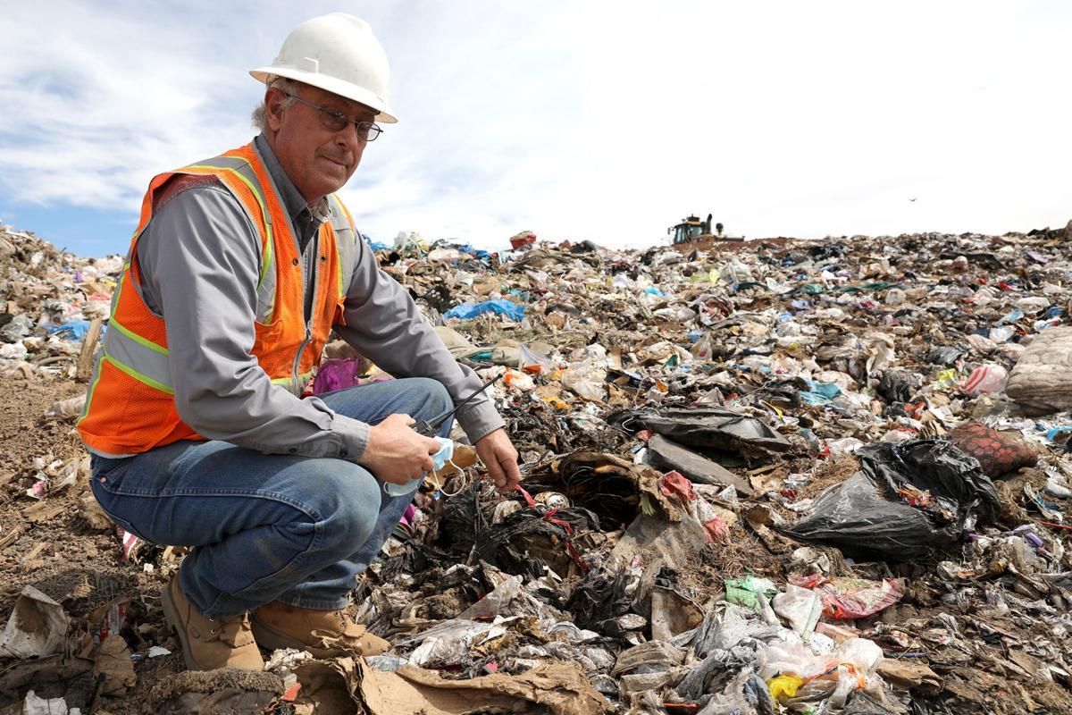 Preventing Landfill Fires