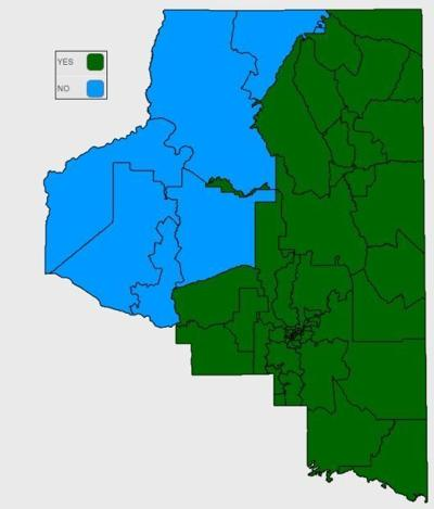 Prop. 403 Election Results