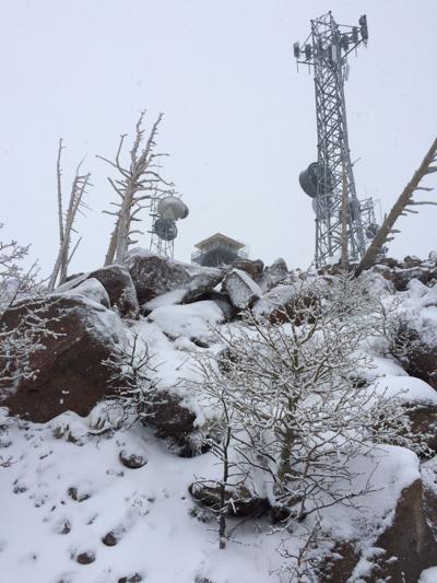 Mt. Elden rescue