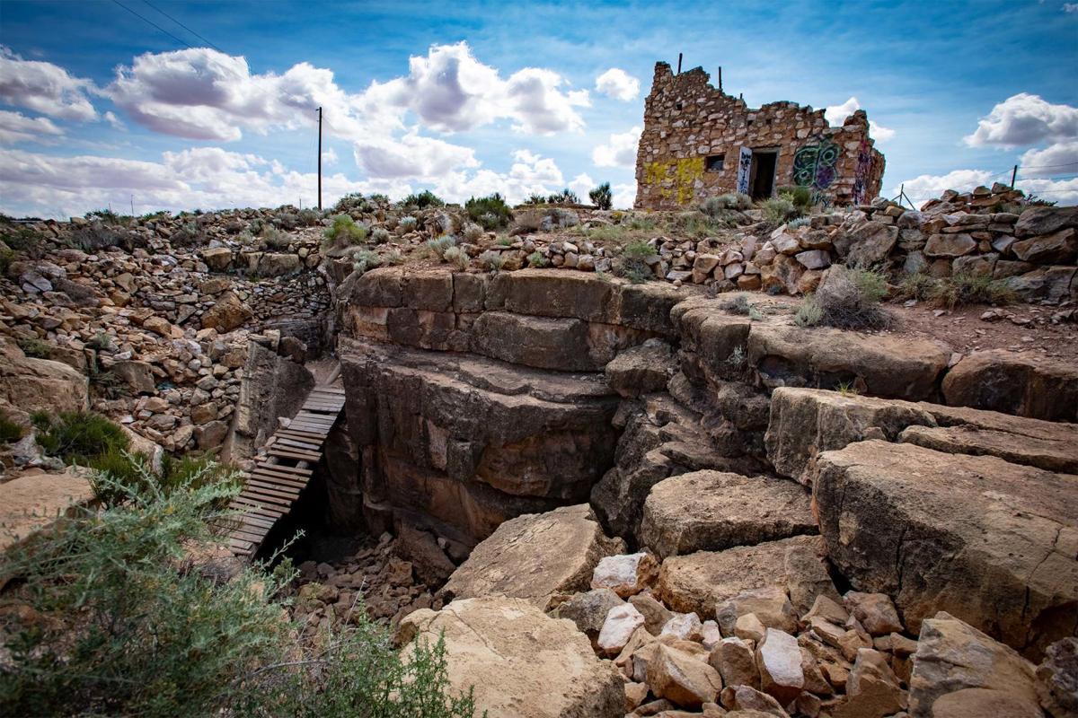 Apache Death Cave Above