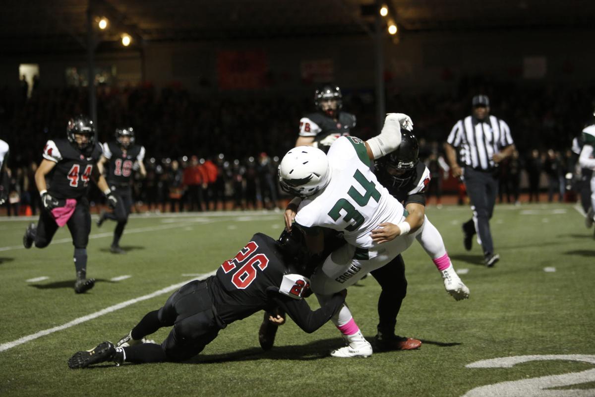 Flagstaff High versus Coconino High Football